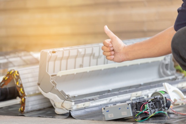7 Maintenance Guidelines for Efficiently Working Air Conditioner