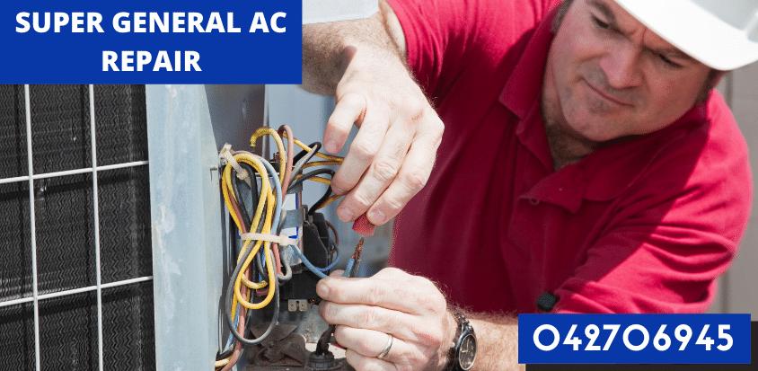 Super General AC Repair