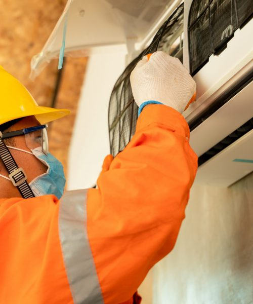 Air conditioning technician,Electrician installation air condit